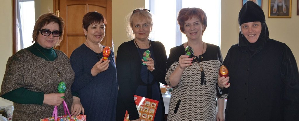Ассоциация женщин — предпринимателей РБ посетили монастырь